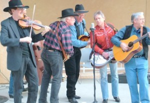 "In our ""western"" garb, 2005"
