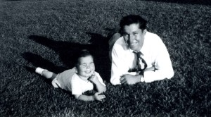 Me and Dad a Long Long Time Ago