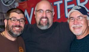 Marko, Nate and me