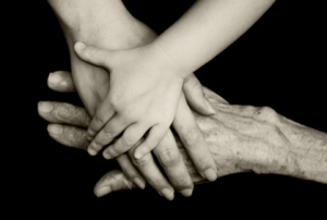 intergenerational hands