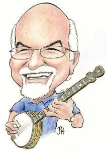 wayne caricature by Jeff Palmberg