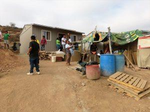 house & shack